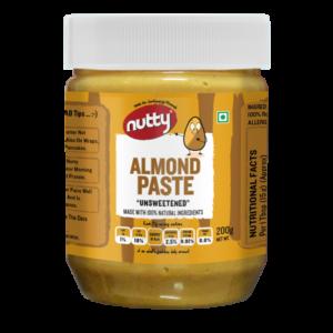 18. Natural Almond Paste 01