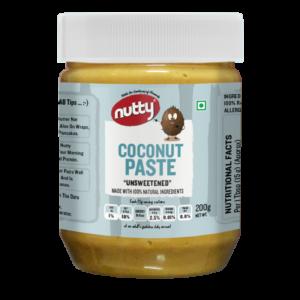 20. Natural Coconut Paste 01